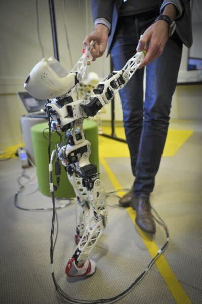Robotique Usine du Futur