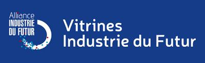 Alliance Industrie du Futur Trophée Vitrine Logo